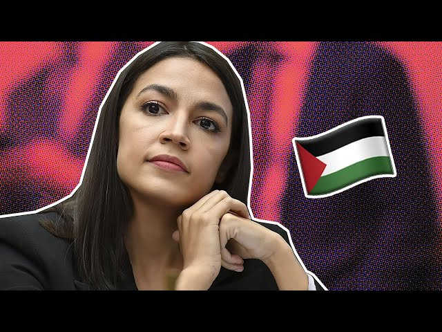AOC Abstains on Palestine Vote