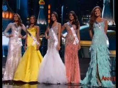 MISS UNIVERSE 2013 Question and Answer  COMPLETE    YouTube