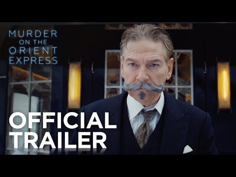 Murder On The Orient Express | Official Trailer | In Cinemas November 9