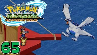 Pokémon Ranger: Guardian Signs | Part 65 - The Final Mission and Capturing Lugia