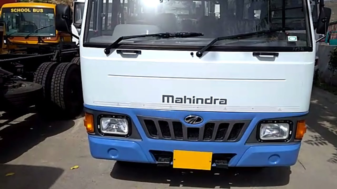 Mahindra Excelo 16 Seater Staff Bus