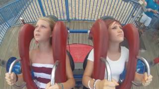 Passing out on sling shot [Girl Edition]