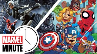 Marvel's Spider-Man joins The Heist, a new Marvel mobile game debuts and more!   Marvel Minute