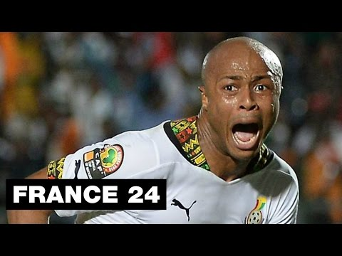 AFCON 2015 - Ghana's Black Stars all eyes on prize against Equatorial Guinea - FOOTBALL