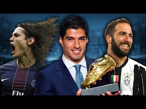 Is Luis Suarez ACTUALLY The Deadliest Striker In Europe?! | #StatWars