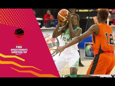 Full Game - DCMP (COD) v Equity Bank (KEN) - FIBA Africa Women's Champions Cup 2017