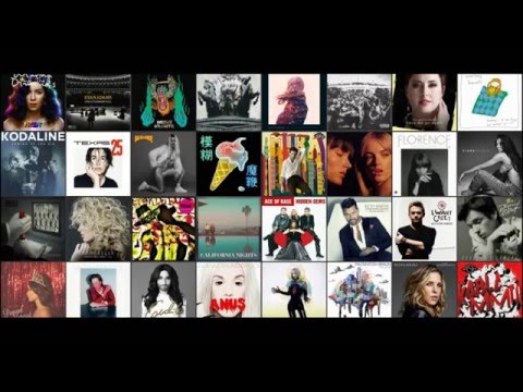 Best music albums to be released in 2016