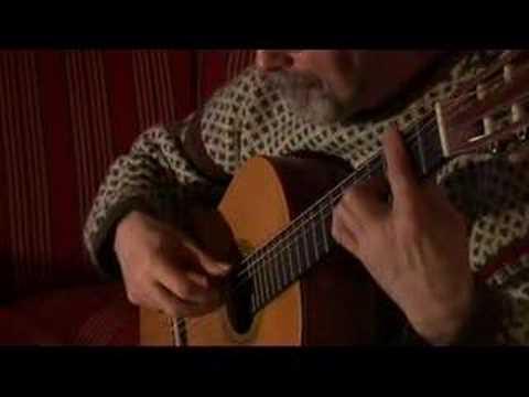 Bist Du bei Mir - Gottfried Heinrich Stölzel  -  Guitar arr.