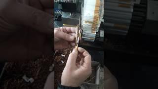 6. 000 tl  Tam otomatik sigara dolum otomatik tutun dolum otomatik filtre dolum  makinasi