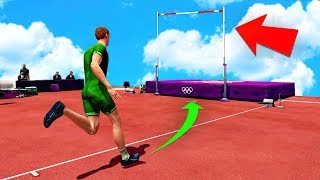 AN IMPOSSIBLE HIGH JUMP!