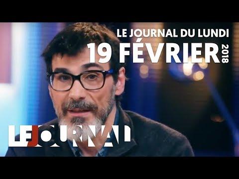 Le Journal du Lundi 19 Février 2018