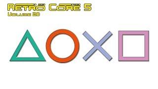 Retro Core 5 - Vol:20 - Sony PlayStation - 60fps