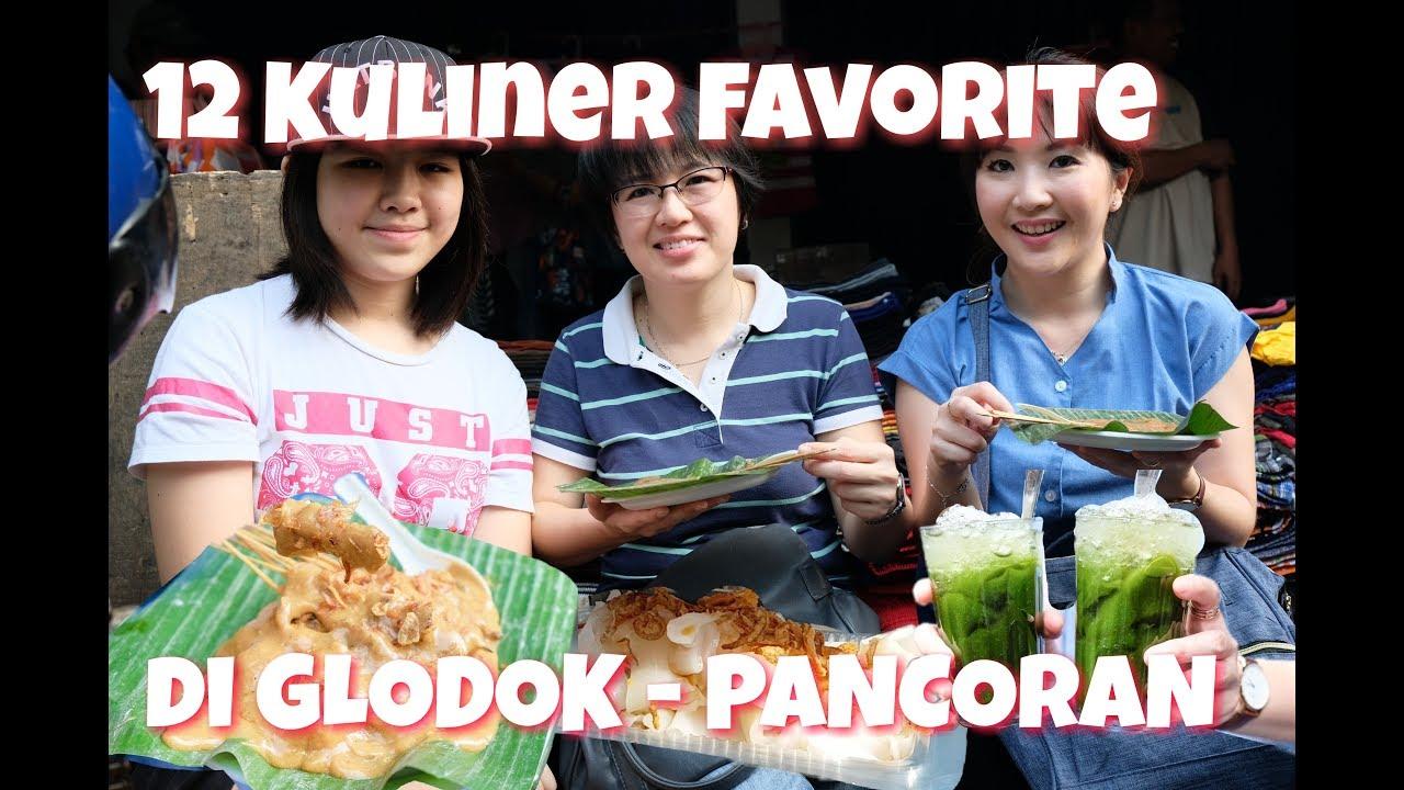 Where To Eat In Glodok Pancoran 12 Kuliner Maknyus Petak Sembilan Vlog Myfunfoodiary Youtube