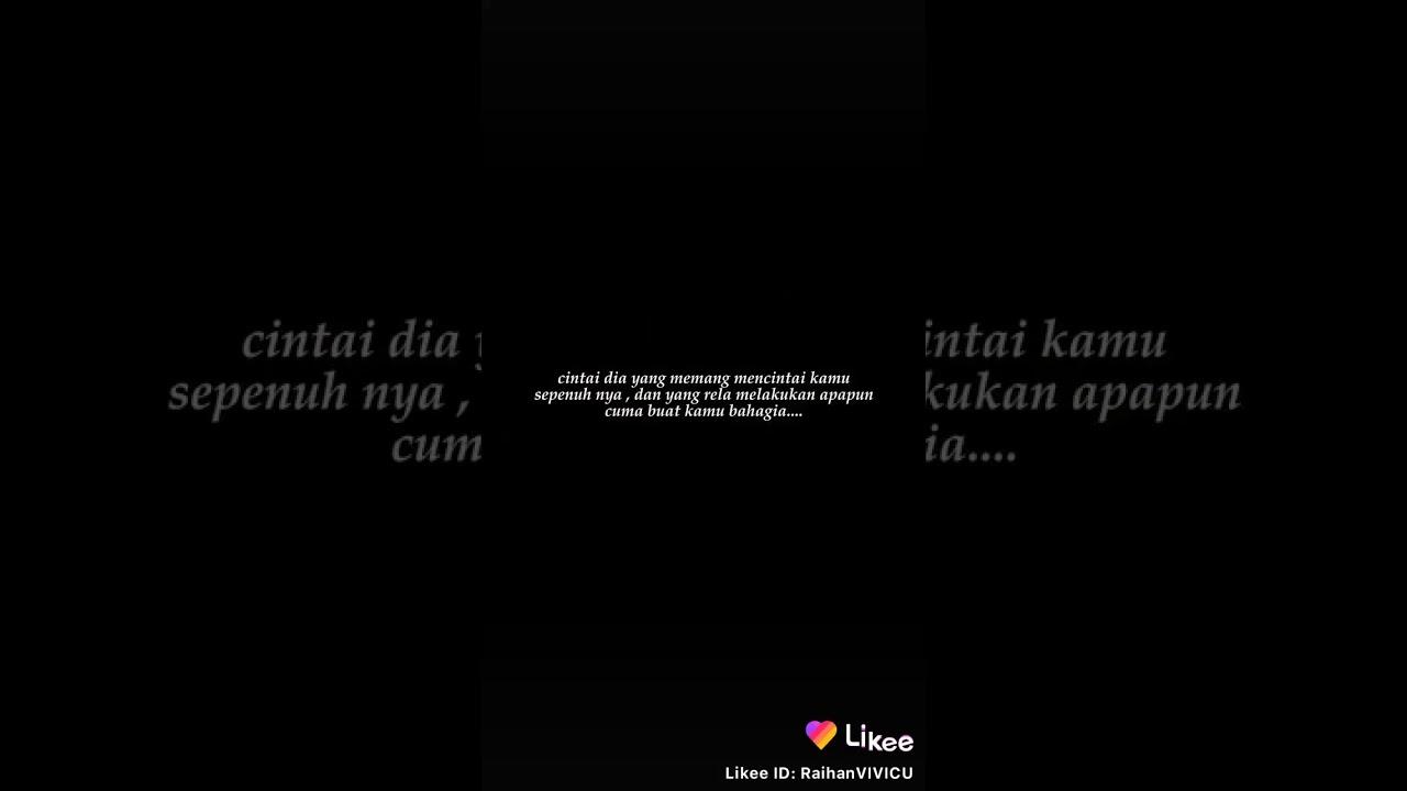 """Kata"""" cinta   YouTube"""