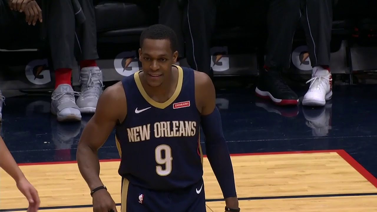 31af69f2977 Best of Wired  New Orleans Pelicans  Rajon Rondo - YouTube
