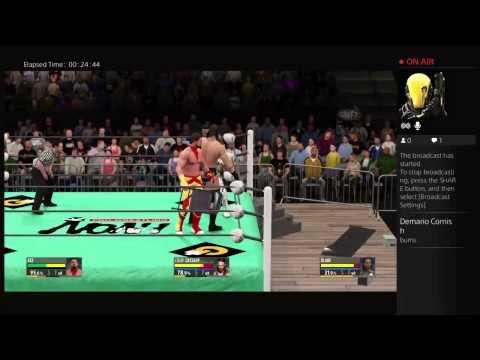 2k16 pro wrestling noah