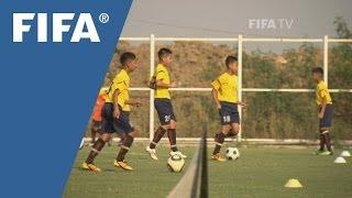 Academy feeding talent for Asian dreams