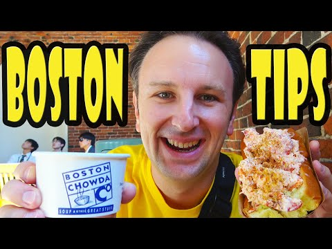 Boston Travel Tips: 10 Things to Know Before You Go