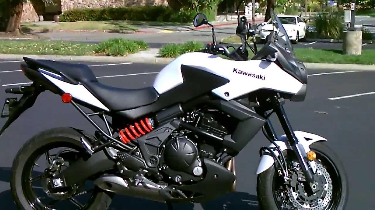 Kawasaki Versys Saddlebags
