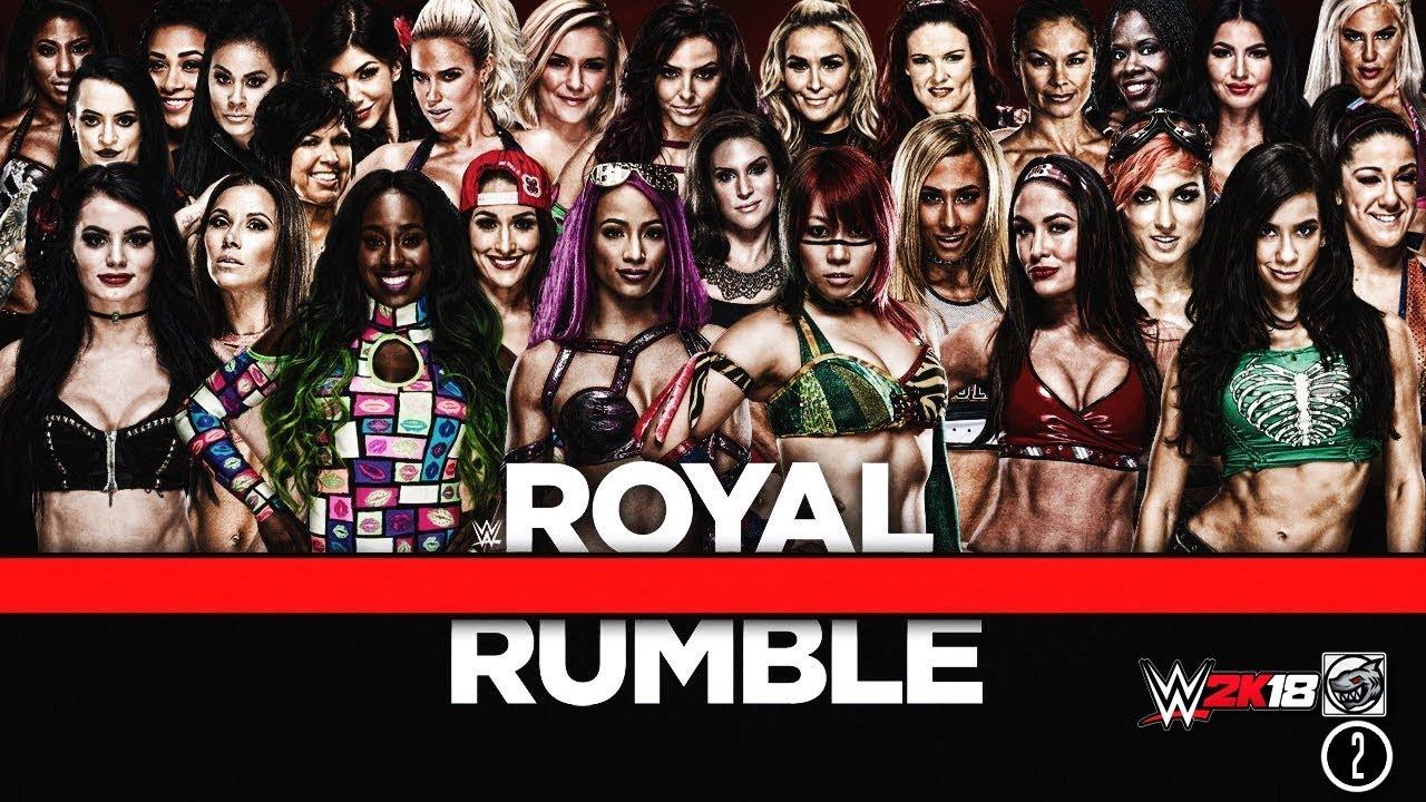 Превью грядущего Royal Rumble