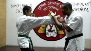 Karate San Do Kai Martial Arts  Emanuel Thomas