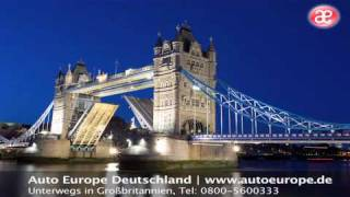 Im Mietwagen durch Großbritannien mit Auto Europe