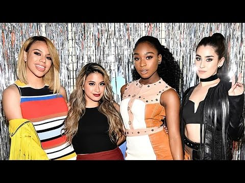 WTF?! Fifth Harmony Website HACKED While Attending 2017 Kids Choice Awards