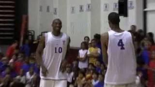 The Kobe Bryant Basketball Academy 08'