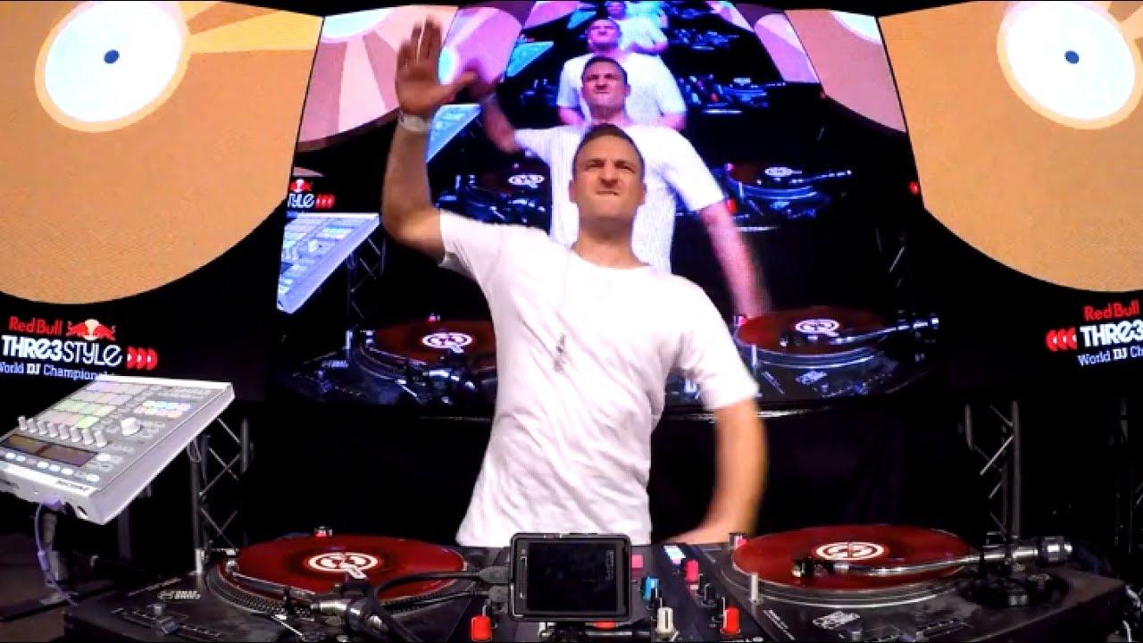 DJ PRO-ZEIKO / Red Bull Thre3style Winner Set Germany 2016 #3style