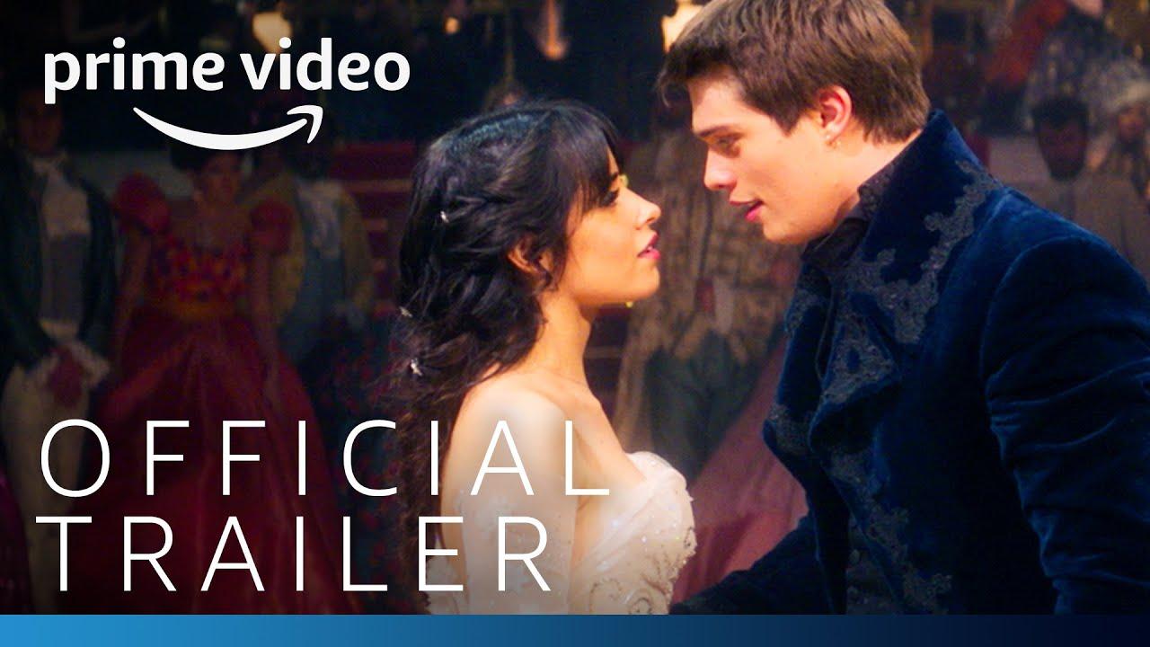 Camila Cabello  in nieuwe Cinderella trailer op Amazon Prime Video