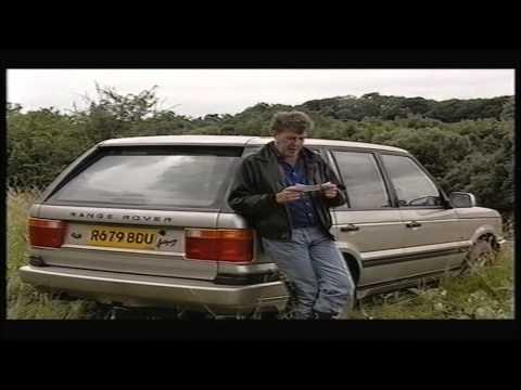 OLD TOP GEAR, MULTI 4WD TEST, EURO NCAP, GOODWOOD, 1 3, 1998.