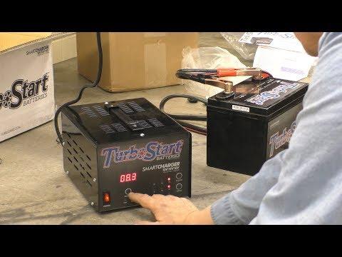 TurboStart 16 V Racing Battery S16VL