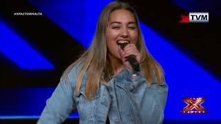 The Second Class in this second phase of X Factor Malta sing 'Be Th...