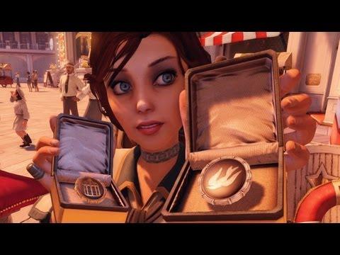 BioShock Infinite BattleShip Bay Walkthrough PC Ultra Settings DX11