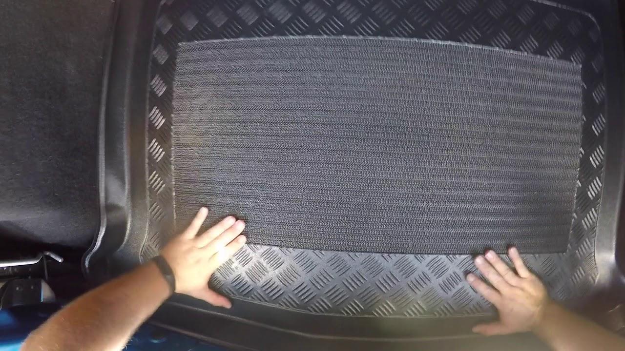 Kofferraumwanne Laderaumwanne mit Antirutsch passend f/ür das angegebene Fahrzeug ,siehe Artikelbeschreibung Genaue Passform f/ür das genannte Modell.