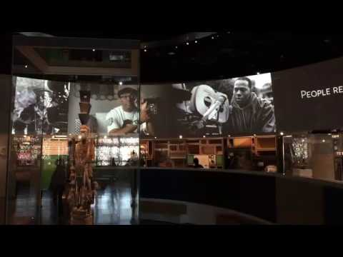 The Culture Galleries, The National Museum of African American History and Culture (NMAAHC)