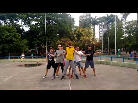 M.I.A - Bad Girls (Refresh Dance)