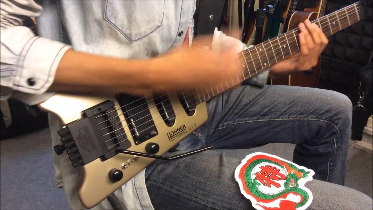 german made hohner g3t travel electric guitar demo youtube. Black Bedroom Furniture Sets. Home Design Ideas