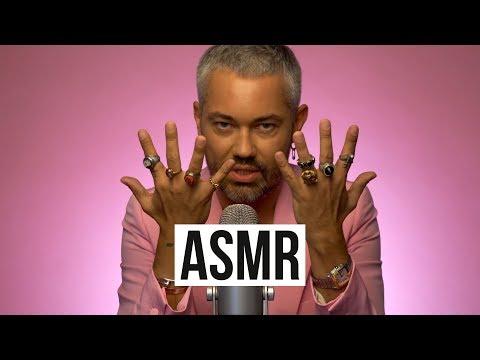 Fashion ASMR. Звуки 10 любимых вещей Александра Рогова