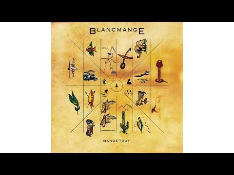 Blancmange - Don't Tell Me (Official Audio)