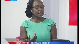 Dr. Mercy Korir : Feedback on NHIF