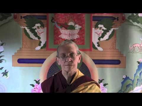 Guided nine-point death meditation