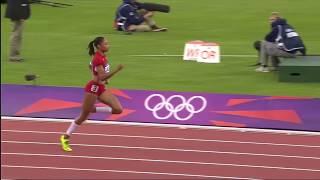 Allyson Felix wins 60m 2020