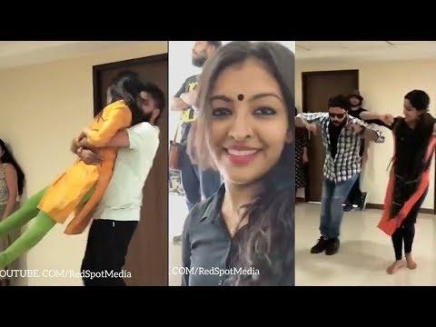 കേരളത്തിൽ പ്രാക്ടീസ് തകൃതി |Amma mazhavil practice video