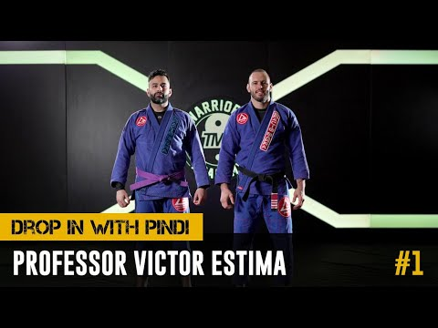 #1 Victor Estima   Mindset of Former Champ   Gracie Barra   Drop In With Pindi