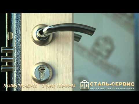 Металлические двери на заказ от производителя большой