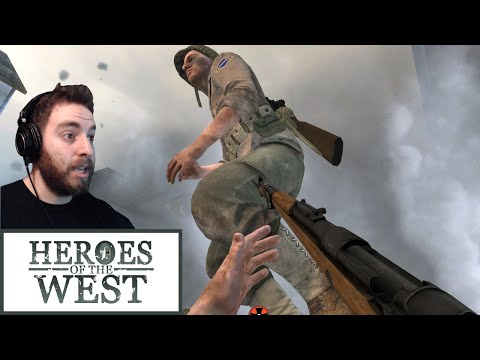 THE BRITISH ARE HERE!  Heroes of the West Red Orchestra 2Rising Storm Mod