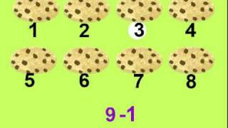 Kids Learn How To Subtract - earlylearning math4kids cartoon