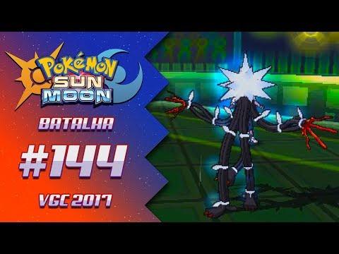 Pokémon Sun & Moon - Batalha Competitiva #144: VGC 2017
