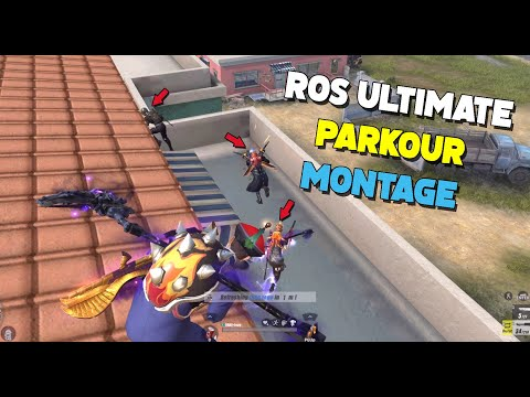 ROS ULTIMATE PARKOUR